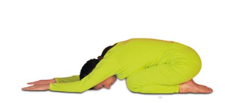 Йога при головокружении