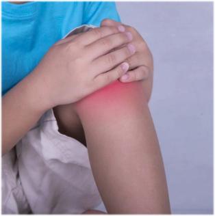 Болит ножка у ребенка